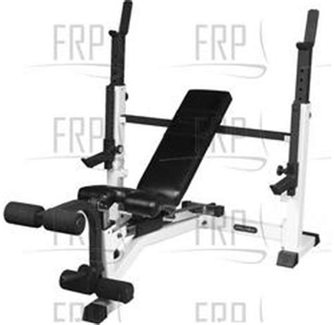 Nautilus Workout Bench by Nautilus Residential Bench Nt1400 Fitness And
