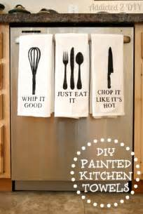 kitchen towel craft ideas awesome diy gift ideas and will diy
