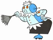 Image result for rosie the robot