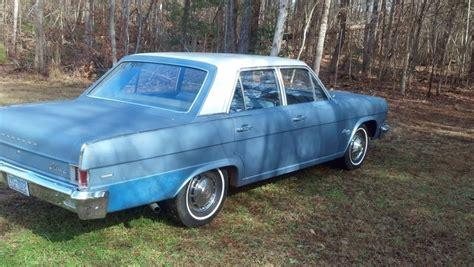 1966 Rambler | Harmon's Classic Cars