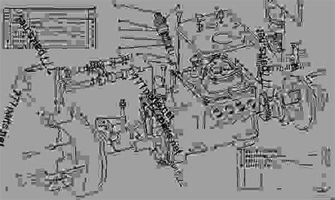 Cat Engine Parts Diagram Automotive