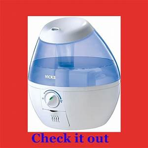 Vicks Cool Mist Humidifier Cleaning Instructions