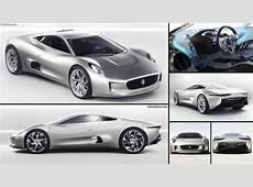 Jaguar CX75 Concept 2010 pictures, information & specs
