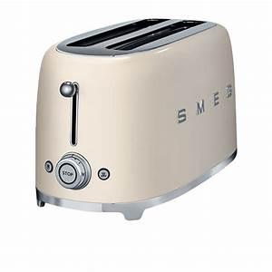 Smeg Toaster Creme : smeg 4 slice toaster cream fast shipping ~ A.2002-acura-tl-radio.info Haus und Dekorationen