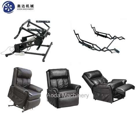 china lift chair mechanism with one motor ad oec5