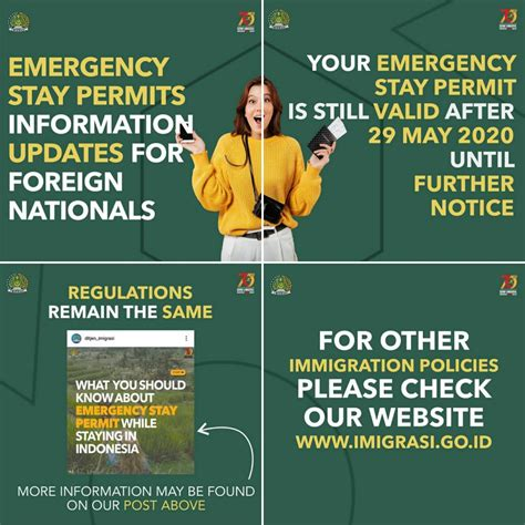 Covid 19 – The current Visa situation in Indonesia ...