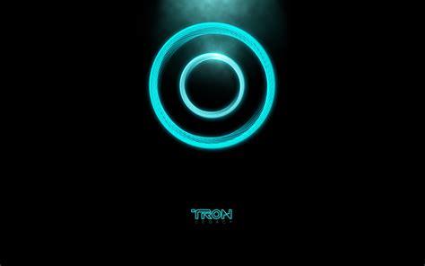 Tron Legacy Disc Logo