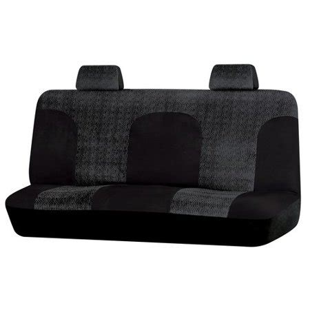 bench seat covers for trucks auto expressions big truck bench seat cover black