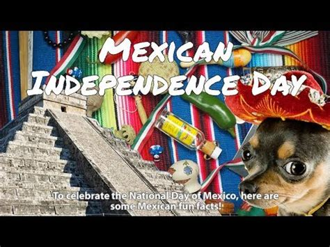 September 16th: Mexican Independence Day - YouTube