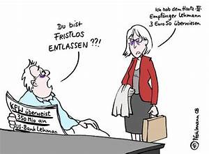 Kredit Für Wiederaufbau : k ndigung von pfohlmann politik cartoon toonpool ~ Michelbontemps.com Haus und Dekorationen