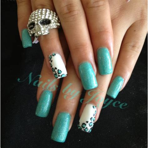 best 25 teal nail ideas on mate nail