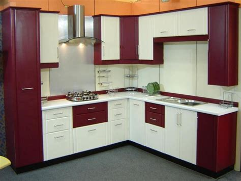 modular kitchen design for small area kitchen decor