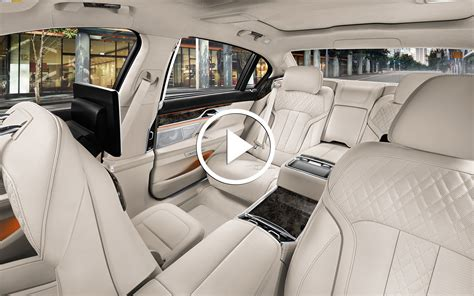 Bmw Series 7 Interior by 2018 Bmw 7 Series Interior Review Bmw World Fan