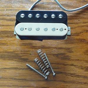 Rare Gibson Usa Paf 57 Classic Humbucker Guitar Pickup