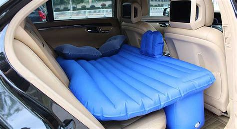 materasso gonfiabile per auto il materasso gonfiabile per auto trasforma la tua
