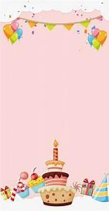 Birthday, Invitation, Background, Photos, Vectors, And, Psd