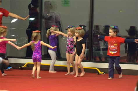 preschool gymnastics etc 719 | 69 Preschoolers with Bean Bags