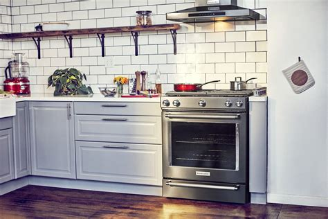 gas ranges kitchenaid