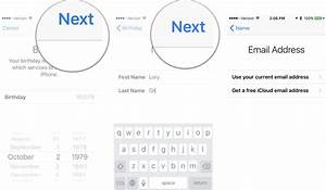 how to create a new apple id on your iphone or ipad imore With create documents on iphone
