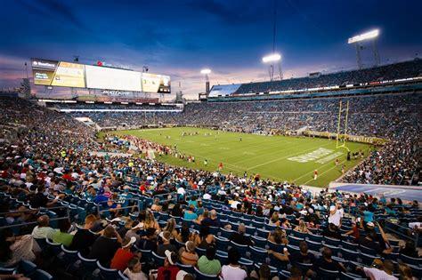 Tiaa Bank Field, Jacksonville Jaguars Football Stadium