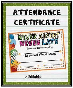 Perfect Attendance Certificate Template 12 Best SUNDAY SCHOOL CERTIFICATES Images On Pinterest Award Certificates Certificate