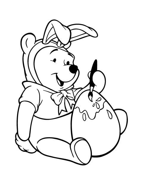 Winnie The Pooh Coloring Pages Awesome Pics Of Tiger