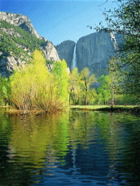 Animated Lake Wallpaper - mountains lake animated wallpaper