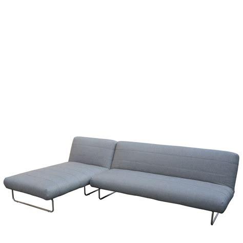 canapé angle lit canapé lit d 39 angle trois places gris scandinave drawer