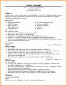 general manager resumes templates 10 general manager duties invoice template
