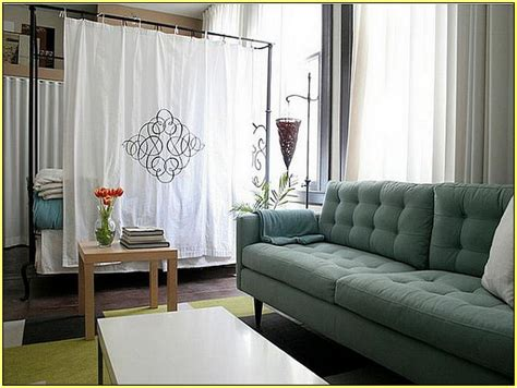Room Dividers For Studio Apartments Home Design Ideas
