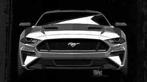 Visual do Mustang 2018 foi inspirado por Darth Vader ...