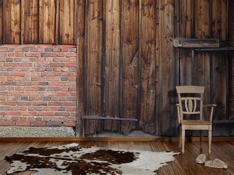 architects paper photo wallpaper  barn door