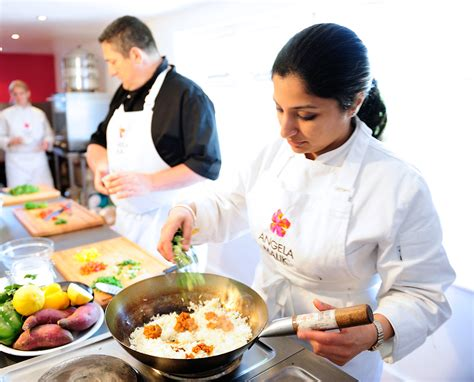 food cuisine with angela malik founder and chef patron of