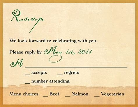 wedding rsvp wording invitations and wedding rsvp timeline and how to reply to rsvp