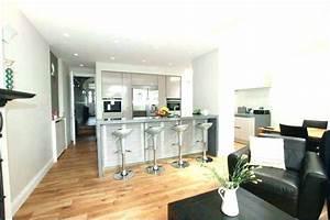 Idée Aménagement Cuisine : idee deco studio 30 m2 ~ Dode.kayakingforconservation.com Idées de Décoration