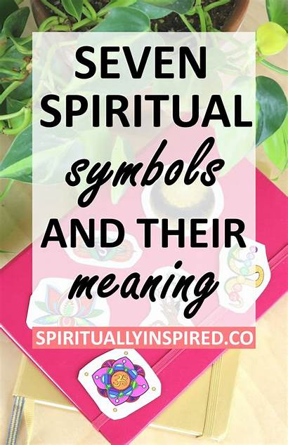 Symbols Spiritual Meanings Meaning Symbolism Mean Different