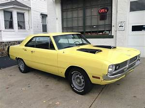 1972 Dodge Dart Swinger 340    U0026 39 S Match 4spd   3 23 Sure