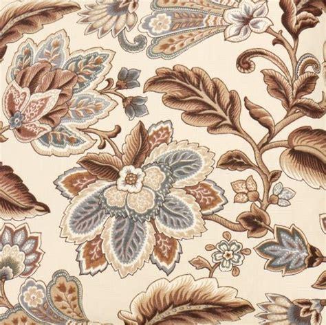ellis curtain  piece valerie jacobean floral print