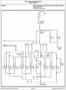 S U01a1  U0111 U1ed3 M U1ea1ch  U0111i U1ec7n Xe  U00f4 T U00f4 Ford Taurus 1997 System Wiring