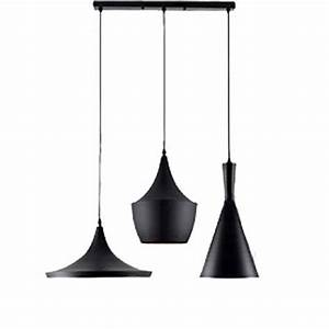 Suspension 3 Lampes : suspension luminaire 3 lampes ~ Melissatoandfro.com Idées de Décoration