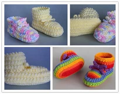 Pattern Diy Daisy Crochet Booties Stitch Knitting
