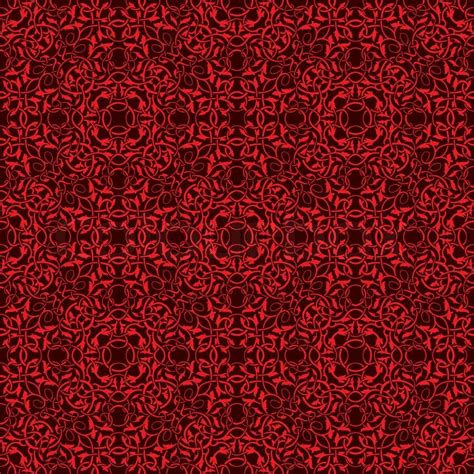 Tapete Rot Muster by Wallpaper Pattern Gallery
