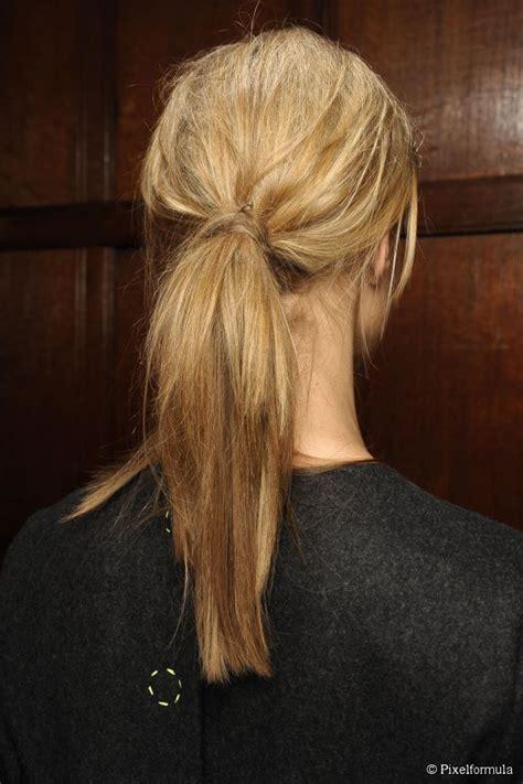 ponytail hairstyles  wear  work