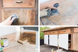 Arbeitsplatte Küche Verlängern : diy upcycling outdoor k che aus einer werkbank leelah loves ~ Markanthonyermac.com Haus und Dekorationen