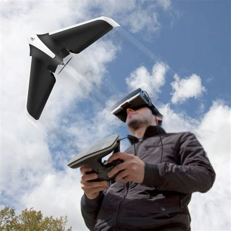 parrot disco fpv drone mp fixed wing remote control plane menkind