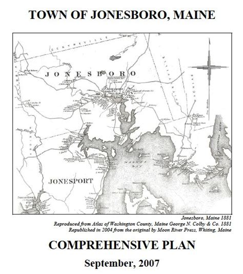 what is wccofg jonesboro comprehensive plan the washington county council of governments