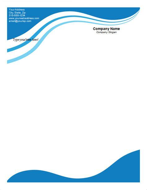 company letterhead template doliquid