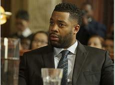 LaRoyce Hawkins gets 'Justice' closeup TV Show Patrol