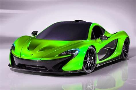 Mclaren P1 Mclaren Green / Verte