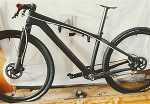 Actually, THIS is the lightest mountain bike in the world ...